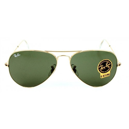 Ray-Ban RB3025 Or G15